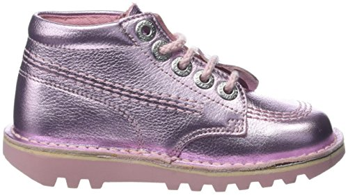 para Pink Kickers Rosa Botas Kick Niñas Hi Light Jf PATL 6qUT6xn
