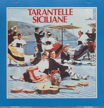 tarantelle siciliane