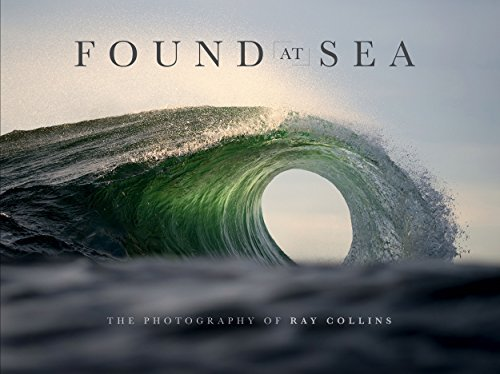 """Found At Sea is a 184 page hardcover coffee table book. Printed on 157gsm matt art paper, it is a visual journey capturing the fleeting moments of a wave's journey to dissipation.   """"Ray captures unbelievable imagery... This book is testament to a li..."""