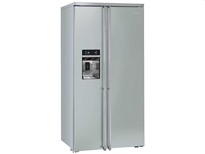 Smeg FA63X Independiente 544L A+ Acero inoxidable nevera puerta ...