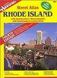 Rhode Island Street Atlas (Official Arrow Street Atlas) by Inc. Arrow Map (2003-06-04)