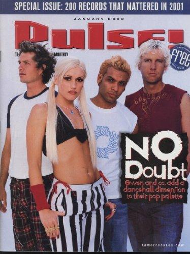Download Pulse Magazine, January 2002 - NO DOUBT pdf