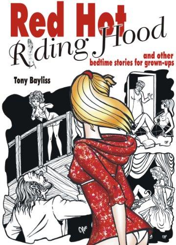 Red Hot Riding Hood Adult Red Hot Riding Hood