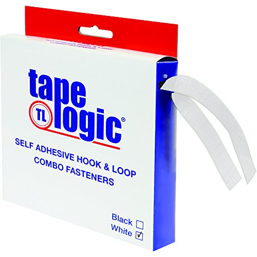 """BOX BHLT185 Tape Logic Combo Pack, Strips, 15' Length, 1""""..."""
