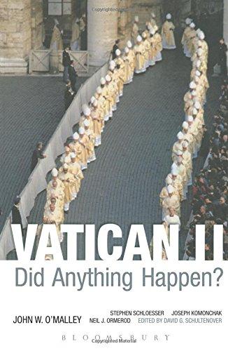 Vatican II: Did Anything Happen?