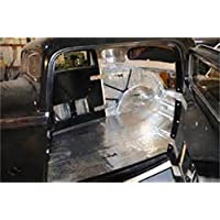 HushMat 612941 Sound and Thermal Insulation Kit (1994-1998 Mustang Floor)