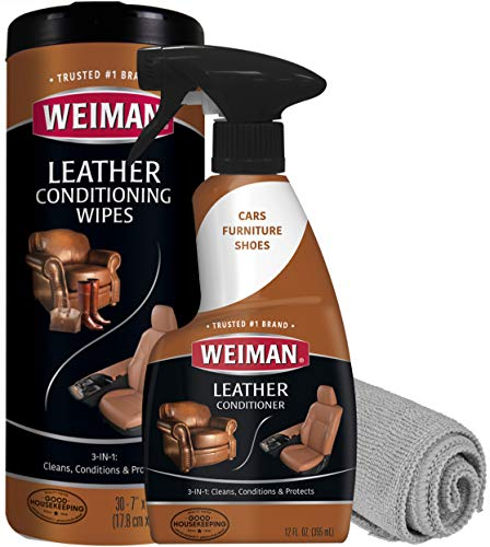 Weiman Leather Cleaner Conditioner