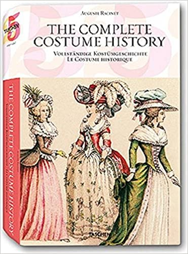 auguste racinet the complete costume history