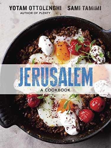 Jerusalem Cover - Jerusalem: A Cookbook