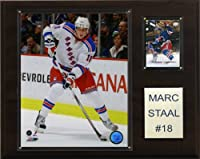 NHL Marc Staal New York Rangers Player Plaque