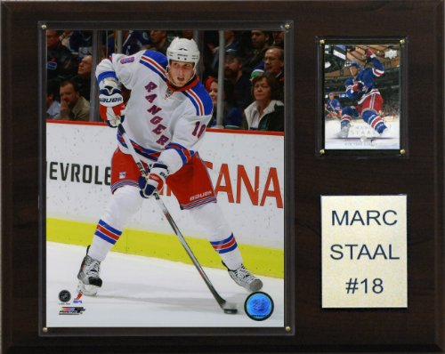 Marc Staal New York Rangers Player Plaque (Staal Player)