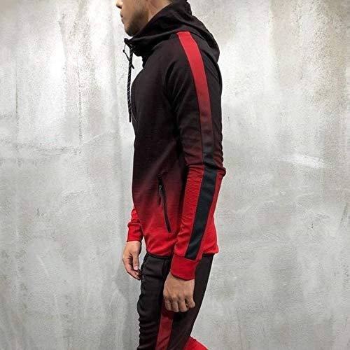 Sudadera para Hombre con diseño de Pantorrilla Alta, Conjunto de ...