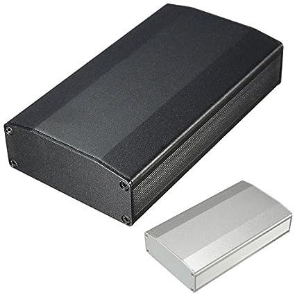 amazon com raza aluminum case box for circuit board electrical diy