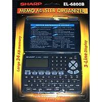 Memo Master Electronic Organizer