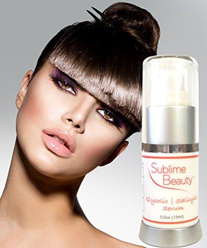 Sublime Beauty Glycolic Salicylic Anti Aging product image