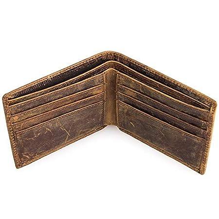 Amazon.com: FelixStore Fashion Crocodile Wallet Leather ...