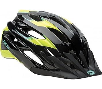 BELL Event XC Bicicleta de montaña Adultos Casco 55 – 59 cm Negro Hi – Viz