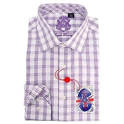 English Laundry Check Dress Shirt
