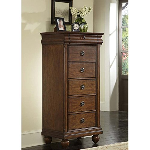 Liberty Furniture 589-BR46 Traditions Lingerie Chest, 26