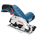 Bosch GKS 10.8 V-LI Cordless Circular Saw 10.8V 85MM Solo Version Only Body (Battery / Charger are not included)