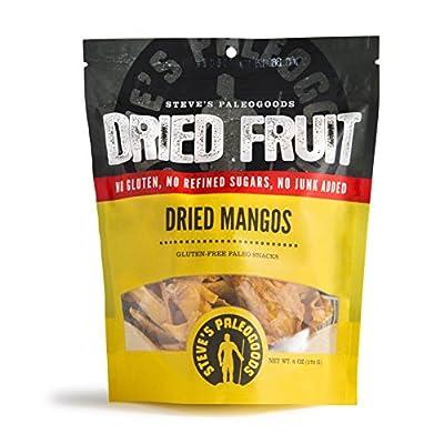 Steve's PaleoGoods Dried Mango 6oz