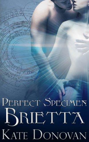 book cover of Brietta