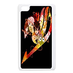 iPod Touch 4 Case White Fairy Tail E1316408