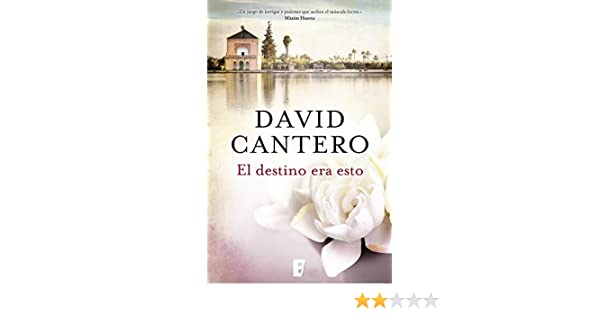 El destino era esto (Spanish Edition) - Kindle edition by David Cantero. Literature & Fiction Kindle eBooks @ Amazon.com.