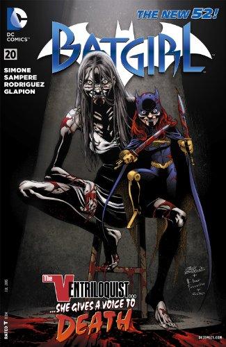 Batgirl (2011-) #20 -