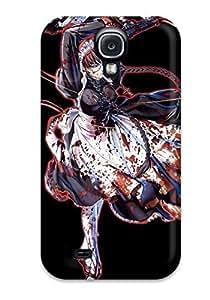 CAeoyAZ12929jNmGG Snap On Case Cover Skin For Galaxy S4(black Lagoon)