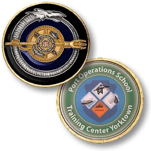 USCG Port Operations School - Training Center Yorktown Challenge - Center Yorktown