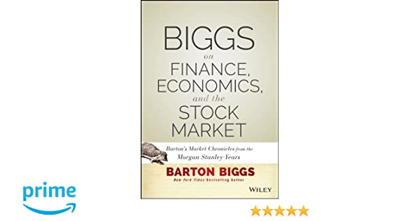 Biggs on Finance, Economics, and the Stock Market: Barton's Market