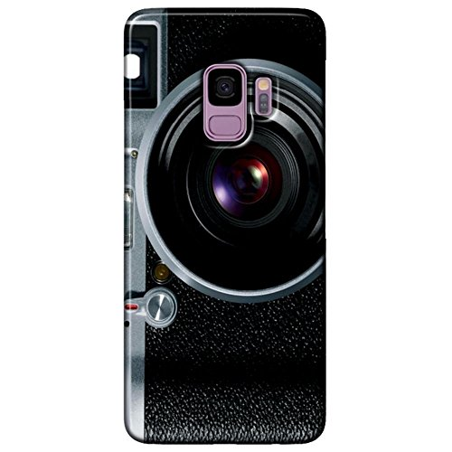 Capa Personalizada Samsung Galaxy S9 G960 - Câmera Fotográfica - TX51