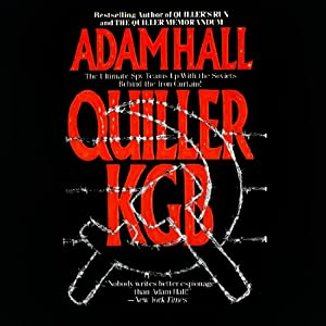 Quiller KGB Audiobook