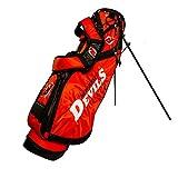 NHL New Jersey Devils Nassau Golf Stand Bag, N/A, N/A