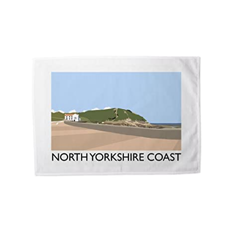 Richard o Neill North Yorkshire Dales de impresión Toalla de té, 70 cm x