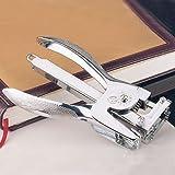 El Casco Chrome Deluxe Plier Stapler M-85CT