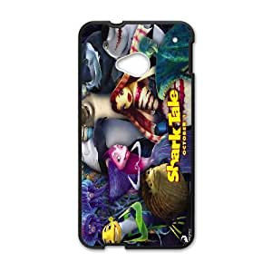 HTC One M7 phone cases Black Shark Tale cell phone cases Beautiful gifts JUW80005800