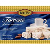 Bellino Hard Torrone 6.35 oz (180g) 18 pieces