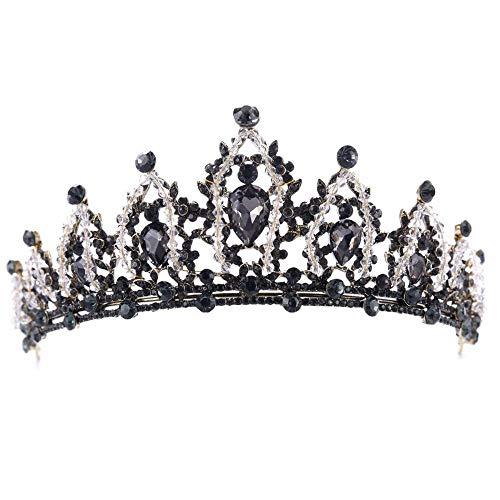 Miranda's Bridal Women's Wedding Crown Pageant Tiara Bridal Headpiece Bronze