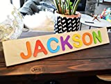 Fat Brain Toys Wooden Personalized Name Puzzle