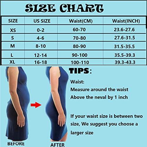 SUPLINTA Waist Trainer Tummy Control Panties Body Shaper High Waisted Shapewear Briefs Butt Lifter Slimming Corset Seamless