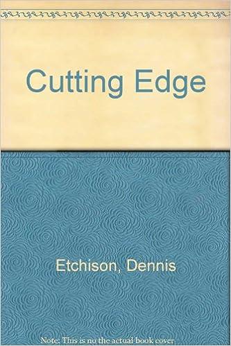 Cutting Edge Dennis Etchison 9780356151540 Amazon Books