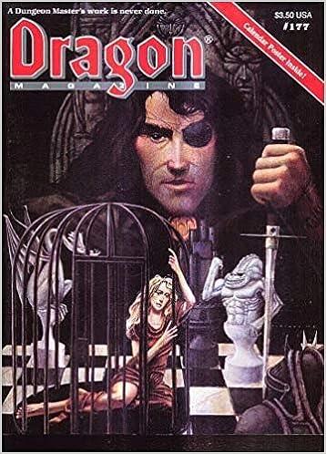 Dragon Magazine, No 177 (Monthly Magazine): Roger E  Moore