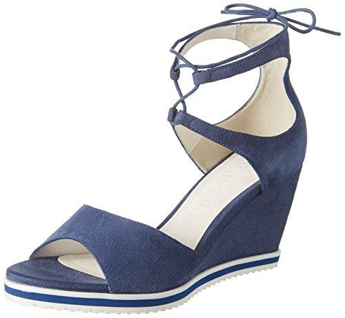 Gerry Weber Adriana 04 - Sandalias Mujer Pantalon De Mezclilla (Jeans)