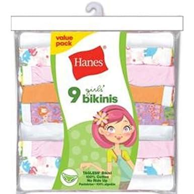 Hanes Girls Bikini Multipack