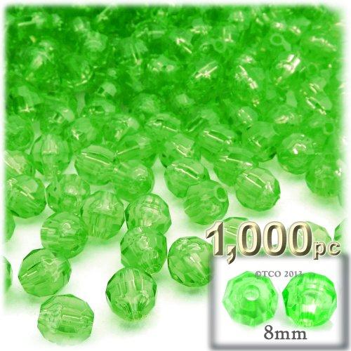 8 Mm Light Green - 8