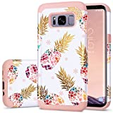 Galaxy S8 Case,Pineapple S8 Cases,Fingic Floral Pineapple Ultra - Best Reviews Guide