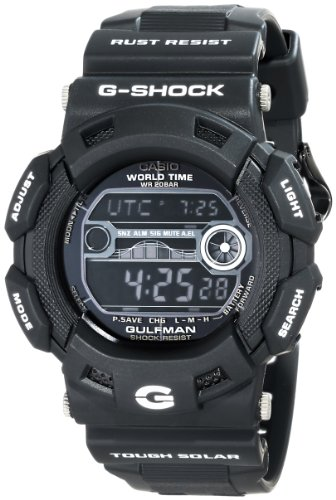 Used, G-Shock Men's GR9110BW-1D Black Digital Resin Watch for sale  Delivered anywhere in USA