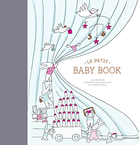 Le Petit Baby Book (Baby Memory Book, Baby Journal, Baby Milestone - Little Birth Record One New